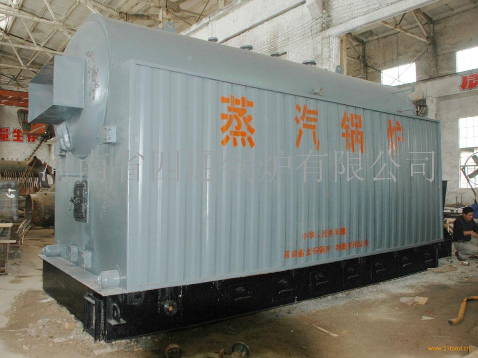 1吨手烧7公斤压力燃煤蒸汽锅炉