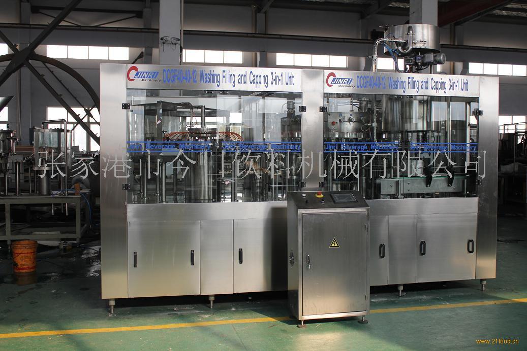 碳酸饮料灌装设备 --- DCGF24-24-8