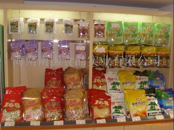 海南特产南国食品牌椰奶咖啡  450g/罐