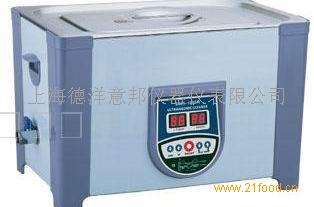DTS系列双频加热型超声波清洗机