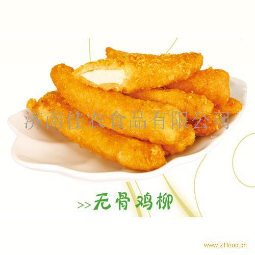 无骨鸡柳腌料_中国山东济南