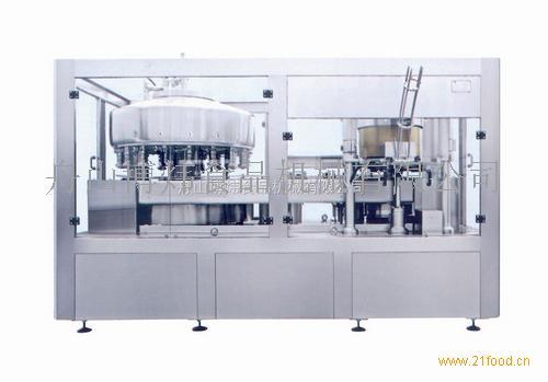 易拉罐饮料生产线之灌装机150