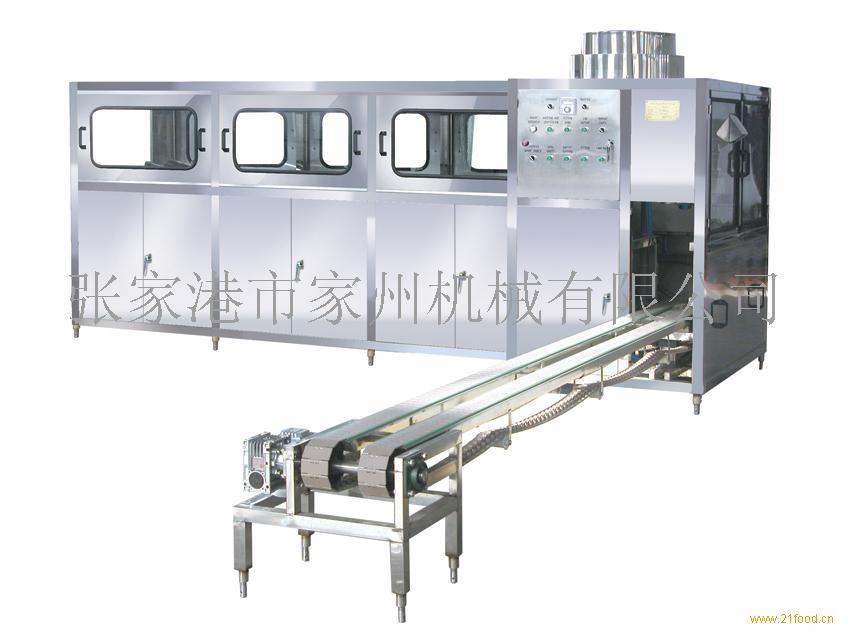 QGF系列全自动桶装生产线