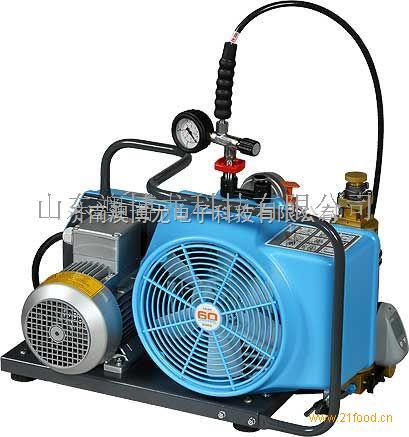 电动充气机结构图