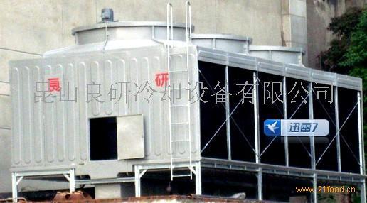 方形1200吨冷却塔