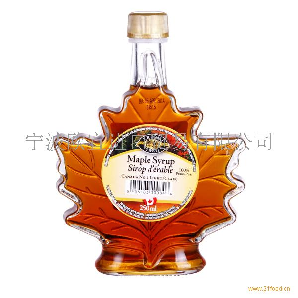 枫糖浆-加拿大-食品商务网