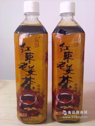 老姜红枣茶 武汉特产品牌
