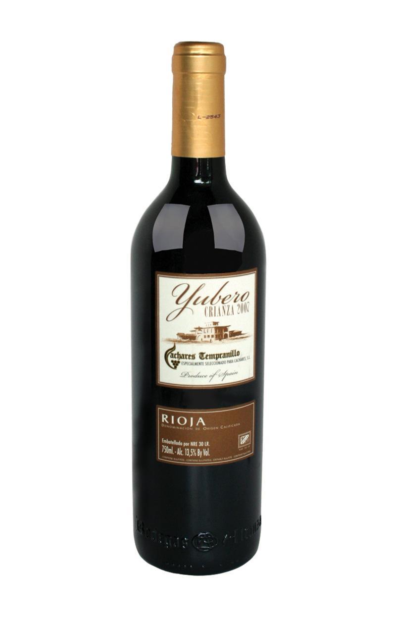 凯茜蕾 伊贝尔干红葡萄酒 2007