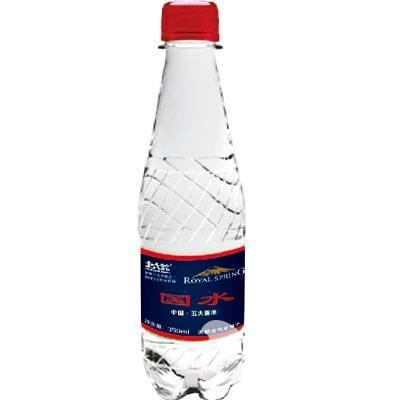 350ML 天然含气矿泉水