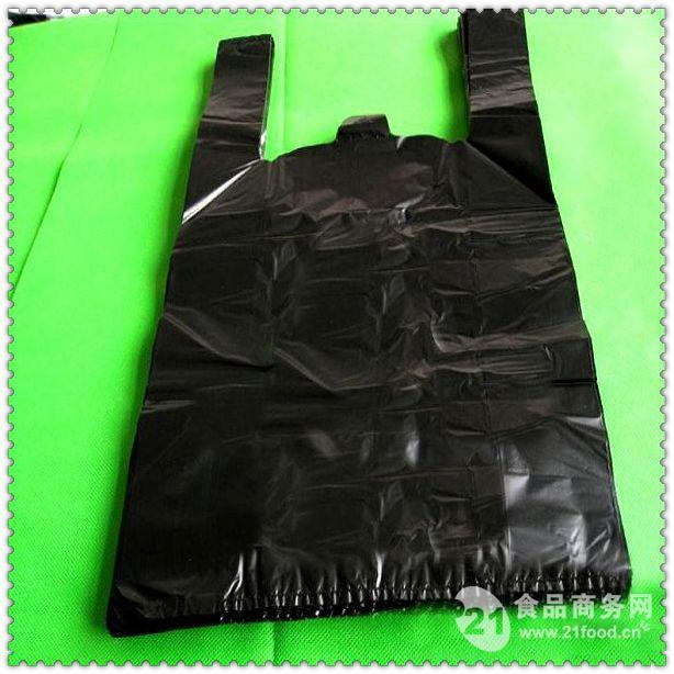 黑色背心袋