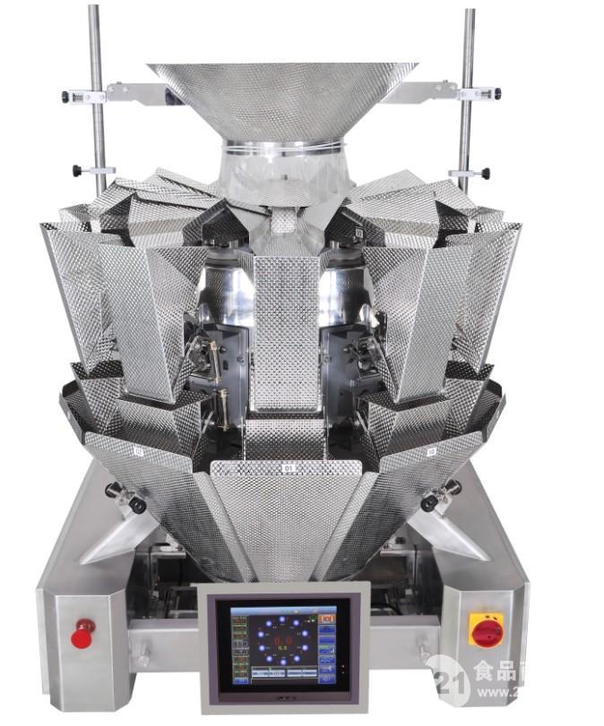 SW-M10 10斗花纹电脑组合秤