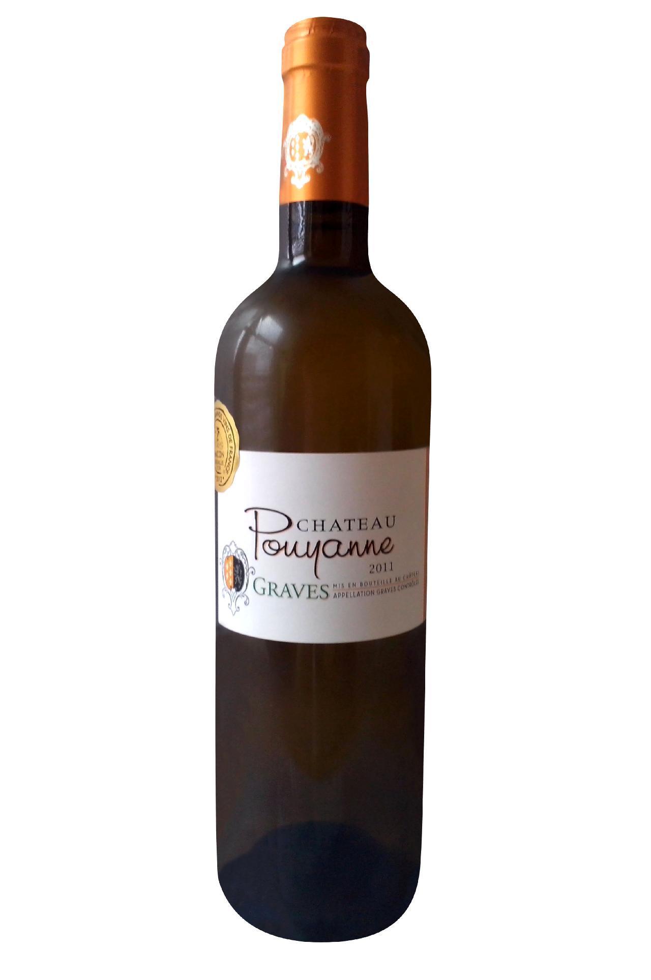 Chateau Pouyanne波雅城堡干白葡萄酒