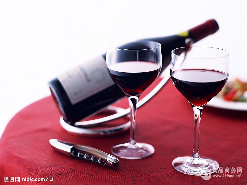 上海*的红酒进口代理公司