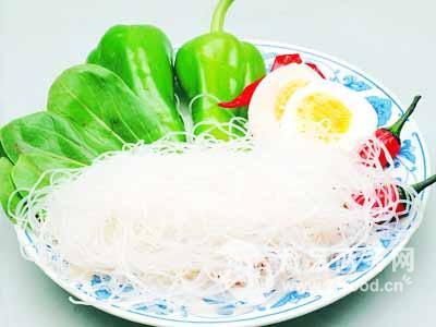 粉条增筋耐煮剂