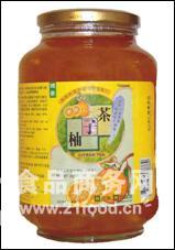 金捷成柚子茶
