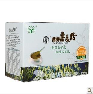 谷物营养餐:营养强化燕麦粉
