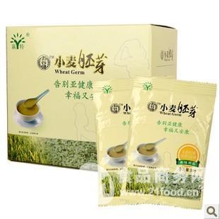 谷物营养餐:小麦胚芽