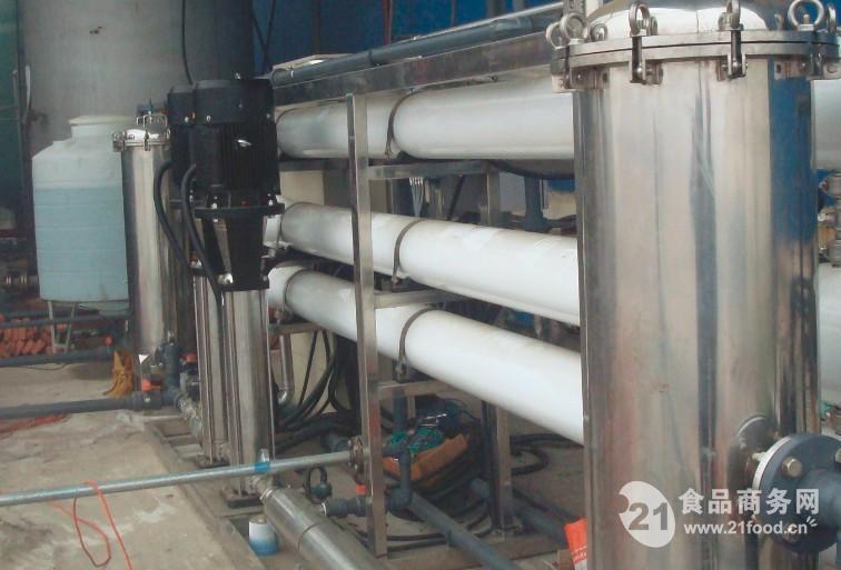 果葡糖浆澄清纯化设备