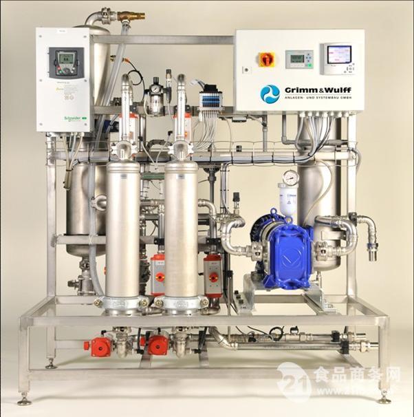 管式膜实验设备,管式膜设备