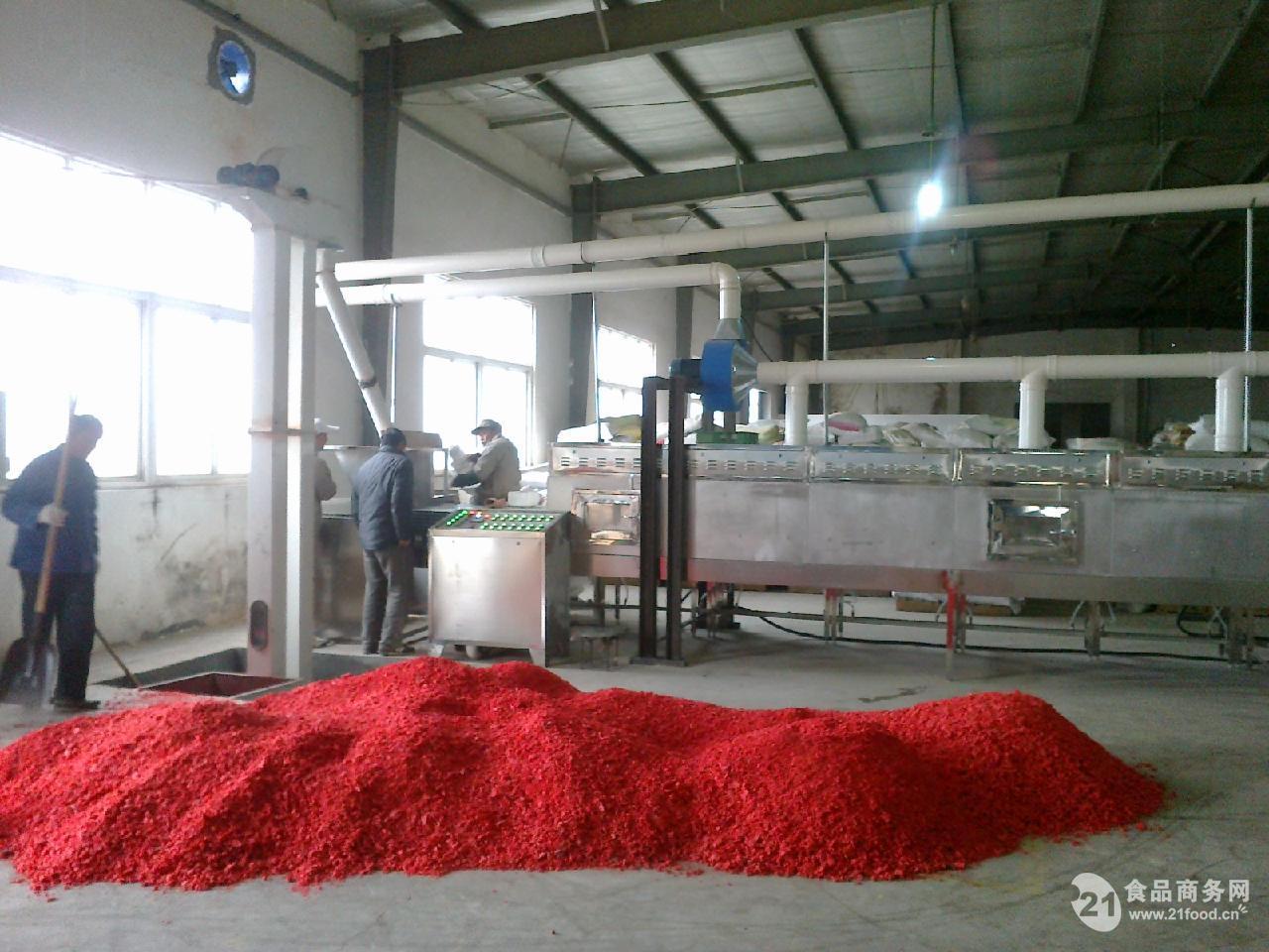 鱼饵料(发酵馒头)干燥设备