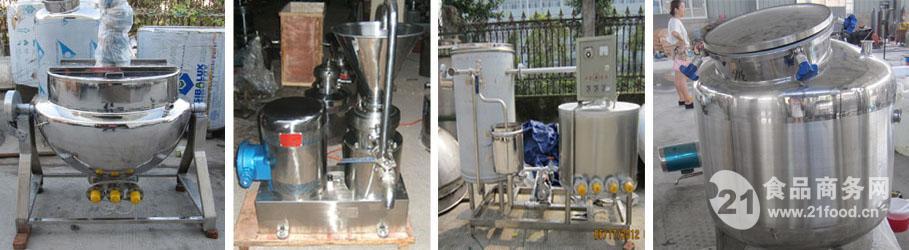 大豆蛋白饮料生产线