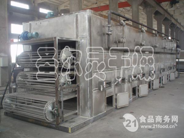 硅胶带式干燥机