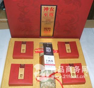 安化黑茶神农*礼盒茶