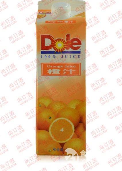 都乐橙汁苹果汁葡萄汁250ml