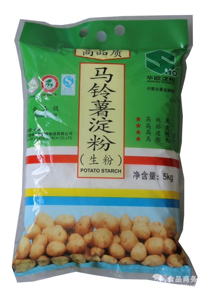 5KG华欧牌马铃薯淀粉