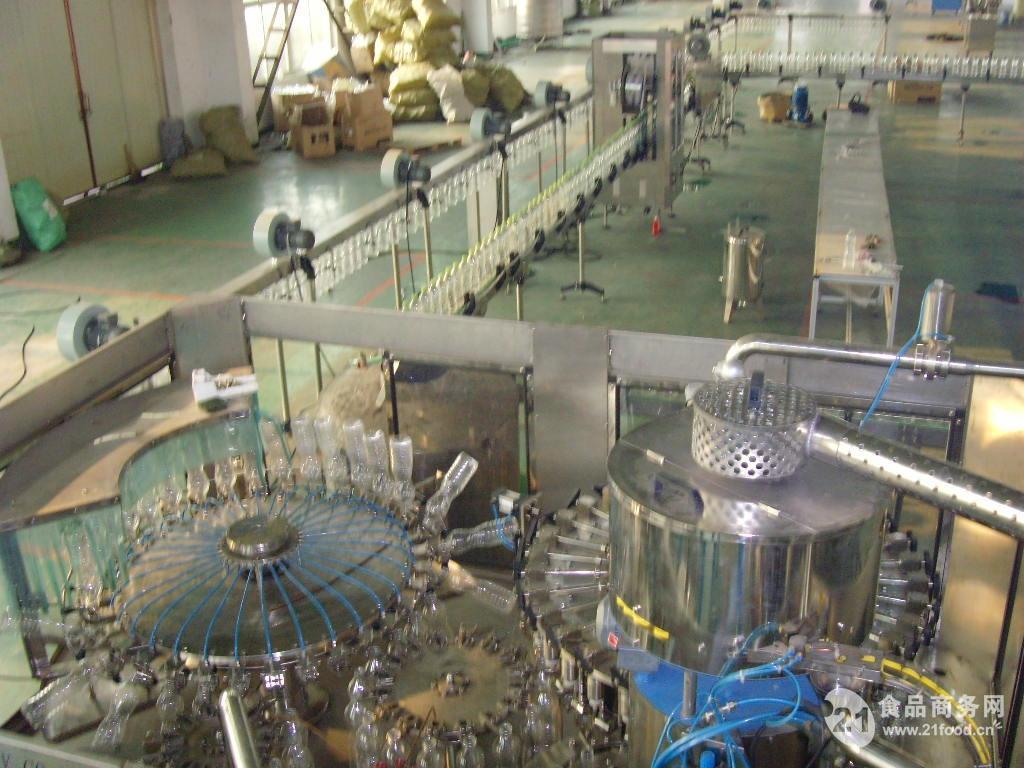 矿泉水灌装生产线_江苏苏州