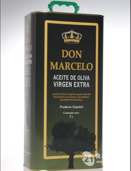 西班牙原装进口特级初榨橄榄油 5L 礼盒