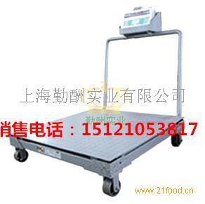 高端电子衡器专家 P722-1T移动地磅