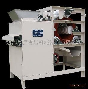 兰花豆切口机