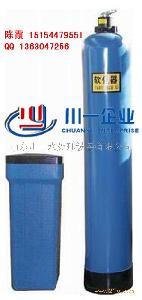 山东川一3T工业锅炉生产用软化水设备
