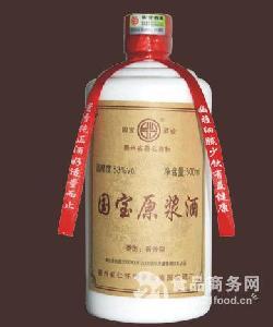 国宝(光瓶)原浆酒