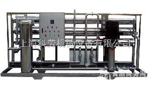 10T反渗透纯水设备