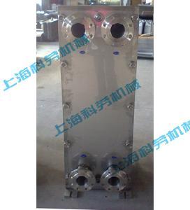 不锈钢板式换热器工作原理