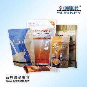 食品站立包装袋