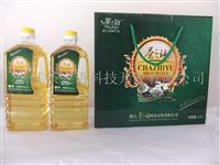 3L有机山茶油礼盒