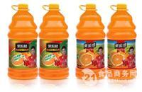 2.5L果粒橙招商