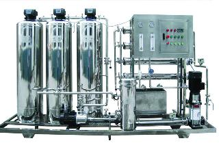 2吨反渗透纯水处理设备