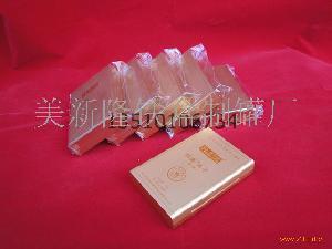 虫草保健铝盒