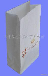三层牛皮纸袋