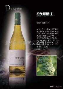 白诗南干白葡萄酒