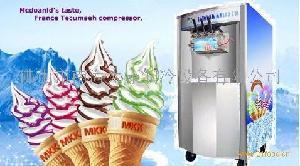软冰淇淋彩虹机