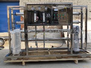 2吨反渗透纯净水设备