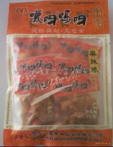 麻辣味80克精装休闲豆干