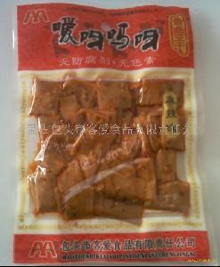 麻辣味80克休闲豆干