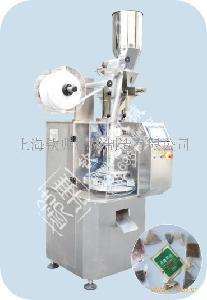 尼龙锥形袋泡茶包装机