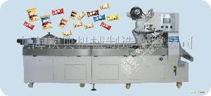 方形糖果高速全自动多功能枕式包装机/异形糖果理料线设备包装机